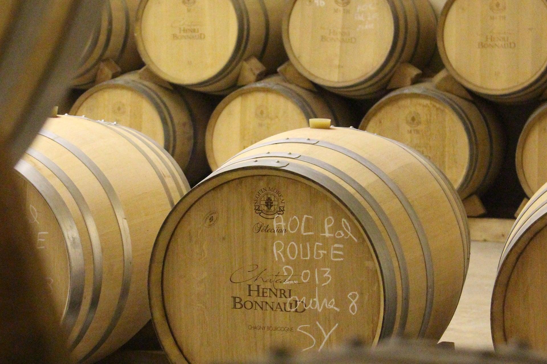 Château Henri Bonnaud - Dégustation et visite des chais de vinification