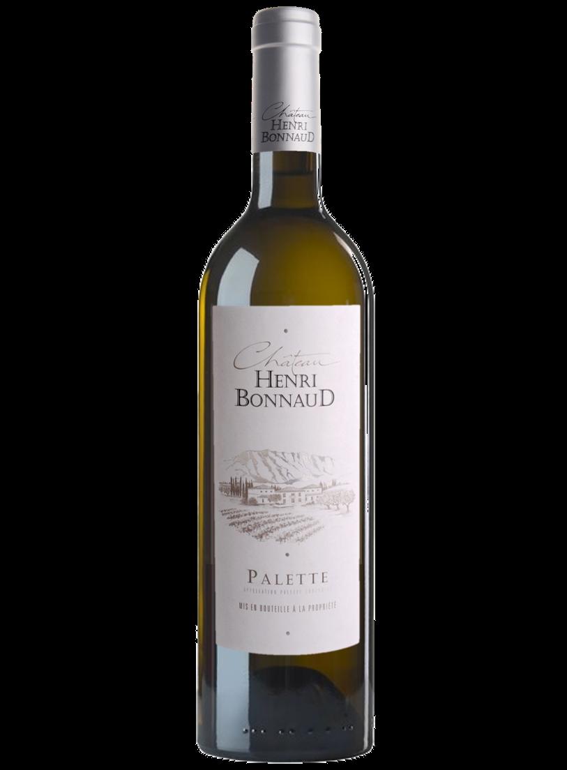 Henri Bonnaud Blanc - AOC Palette - Château Henri Bonnaud