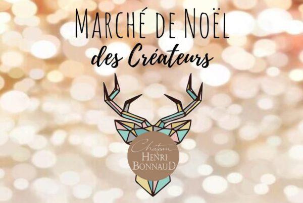 Marché de Noël au domaine Henri Bonnaud