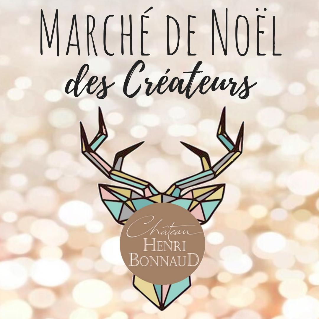 Marché de Noël des créateurs au domaine Henri Bonnaud