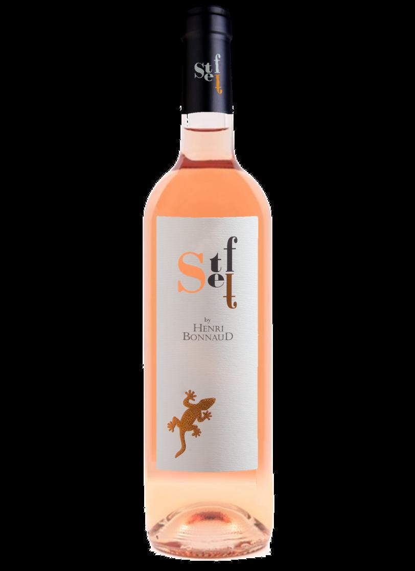 STEFF Rosé- AOC Côtes de Provence - Château Henri Bonnaud