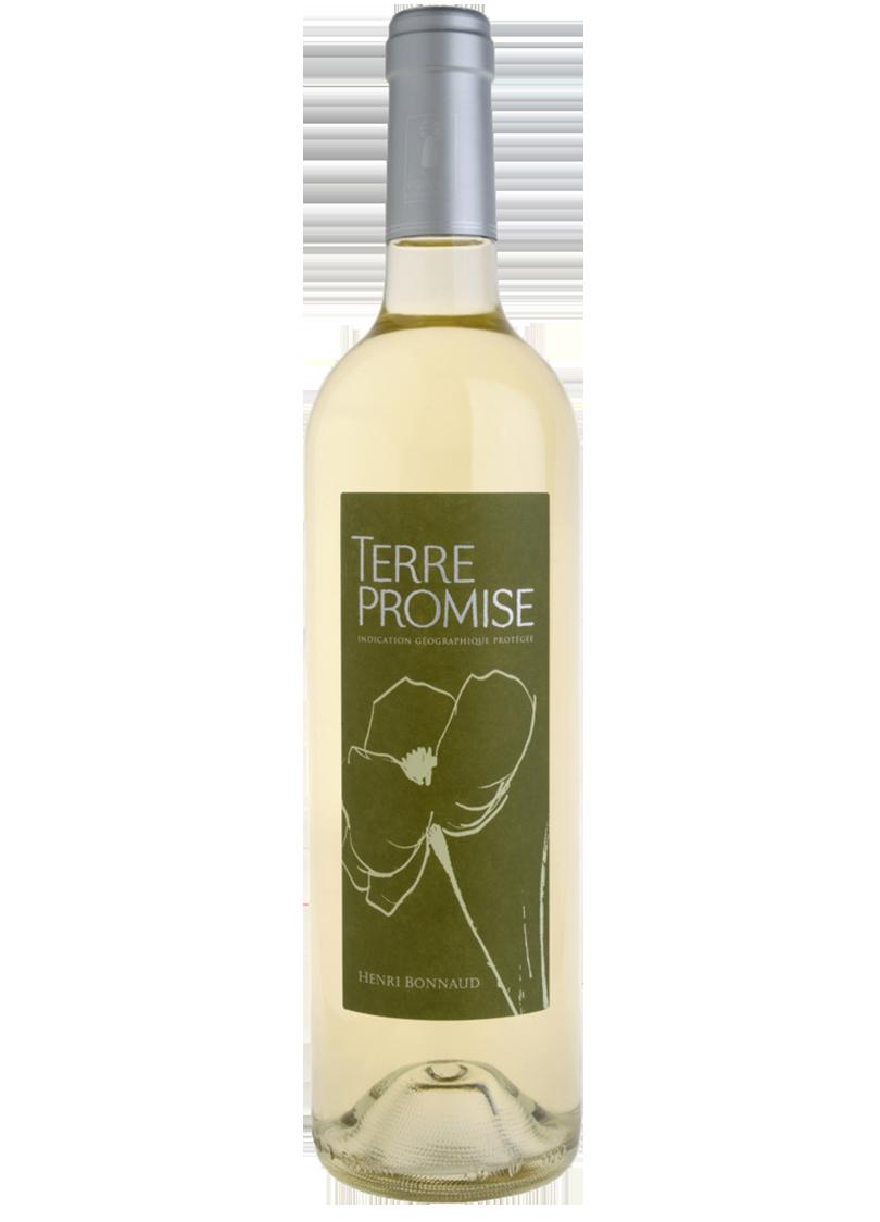 Vin Terre Promise Blanc - AOC Côtes de Provence - Château Henri Bonnaud